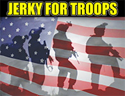 Jerky For Troops