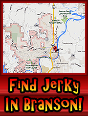 Beef Jerky Finder